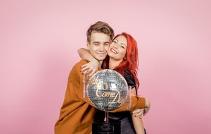 Strictly's Joe Sugg appears to confirm Dianne Buswell romance