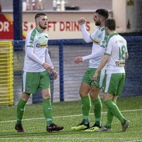 Cliftonville hold their heads in Storm Deirdre to defeat Ards