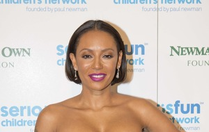 Mel B grateful for Christmas after going through 'hell and back' in 'dark' year