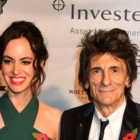 Ronnie Wood: I'm blessed with natural energy just like my two-year-old twins