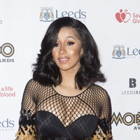 Cardi B defends Offset against online backlash after he crashes her LA show