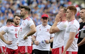 Mickey Harte: Another All-Ireland final is 'Tyrone aspiration'