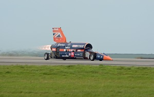 Buyer found for 1,000mph Bloodhound supersonic car project