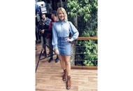 On trend: Holly Willoughby has sparked a hiker boot frenzy – here are our top picks