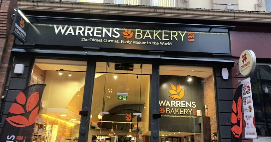 d2245de614e Warrens Bakery Belfast store to be first of 'many' in the north – Business  Breaking News