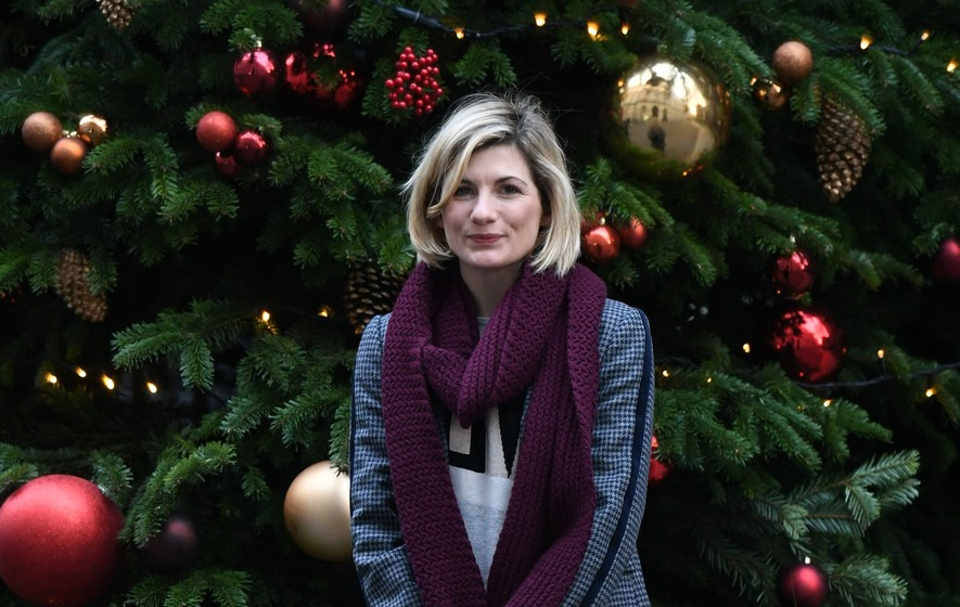 The Surprising News About Childrens >> Jodie Whittaker Among Stars Surprising Children On Special Trip To