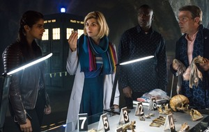 Whittaker helps Doctor Who to highest average audience since 2010