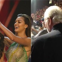 Watch Miss Universe 2018's parents' heartwarming reaction to their daughter's win