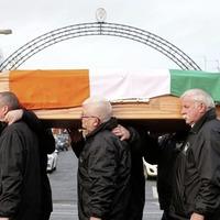 Hundreds attend funeral of veteran republican Joe Haughey
