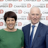 Foyle Port chief named new president of Derry Chamber