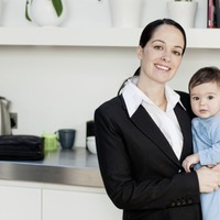 Working mums: How to make travelling with work work for you and your family