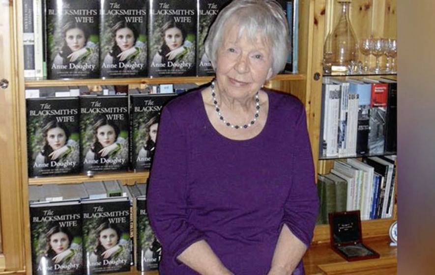 Tributes To Armagh Born Author Anne Doughty Who Has Died