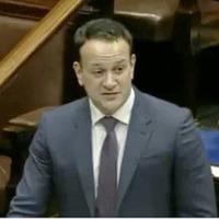 Anger over taoiseach's remark to Sinn Féin TD that his 'balaclava had slipped'