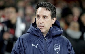 Arsenal must show derby emotion against Spurs says Gunners boss Unai Emery