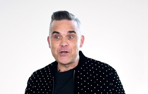 Council backs Robbie Williams' swimming pool plan despite Jimmy Page's objection