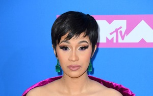 Cardi B fails a driving test during Carpool Karaoke appearance