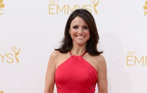 Julia Louis-Dreyfus says emotional goodbye to Veep