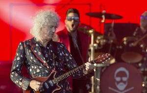 Brian May's new single to have first play at Nasa