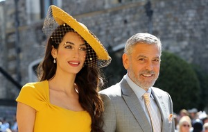 George and Amal Clooney to collect charity award in Edinburgh