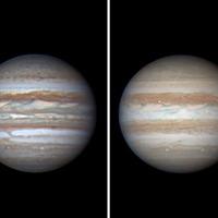 Scientists spot regular pattern in Jupiter's unusual weather