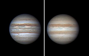 Scientists spot regular pattern in Jupiter's unusual weather