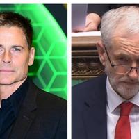 Rob Lowe wades into Jeremy Corbyn 'stupid woman' row
