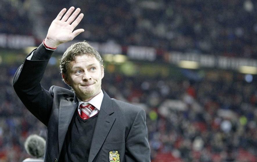 Ole Gunnar Solskjaer arrives in England after Man Utd appointment