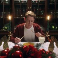 Watch: Macaulay Culkin reprises Kevin role in festive Google ad Home Alone Again