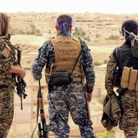 Kurdish group says withdrawal of US troops will lead to IS resurgence