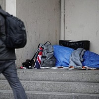 Homeless death toll up 24 per cent
