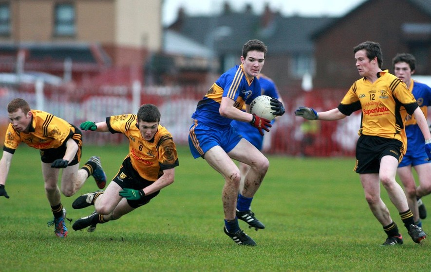 On This Day Dec 21 2013 Silverbridge Qualify For Ulster