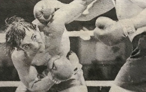 Trevor Kerr: International boxer was gentle giant outside the ring