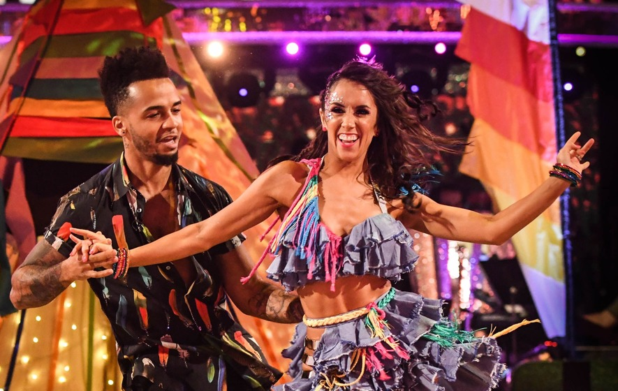 Strictly judges were too harsh on me, says Aston Merrygold
