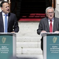 Taoiseach has 'immense confidence' that Juncker is right man for Brexit process