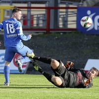 Christmas chaos at the Brandywell fails to cover up Cliftonville's defensive frailty