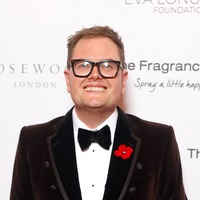 Getting married made my year magical while world fell apart, says Alan Carr