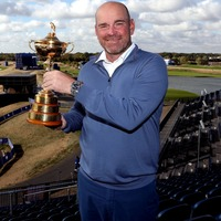 Bjorn keeps promise to have Ryder Cup win tattoo