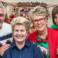 Former Great British Bake Off finalist triumphs in Christmas special
