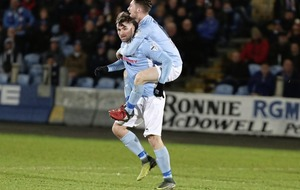 Danske Bank Premiership round-up: Ballymena snatch late draw against Coleraine
