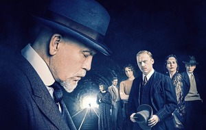 TV review: John Malkovich stars in fresh take on Agatha Christie's murder-mystery