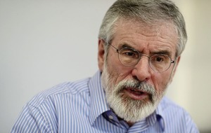 British government 'repeatedly tried to block Gerry Adams's US visa in 1994'