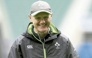 Ireland rugby's Joe Schmidt open to 2021 role with British and Irish Lions