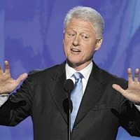 Bill Clinton was 'more forthcoming' to nationalists than British wanted