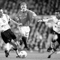 Irish News Past Papers - Dec 28 1998: David Beckham accuracy flattens Nottingham Forest