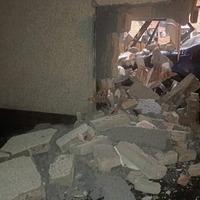 Car smashes into pizza shop in Coalisland
