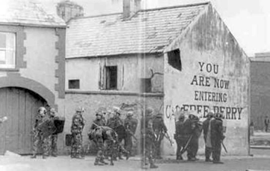 Image result for april 19 1969 rioting in bogside images
