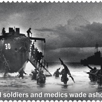 Royal Mail sorry over D-Day commemorative stamp error