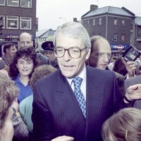 John Major warned against mentioning decommissioning in keynote speech