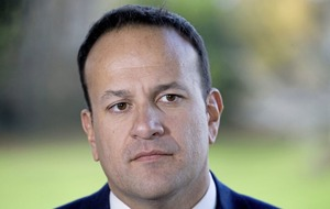 Ireland falling well behind on climate change action admits Taoiseach Leo Varadkar