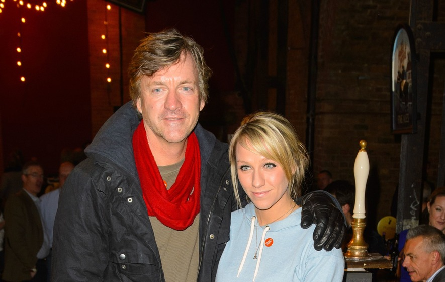 Richard Madeley Watched Father Of The Bride Ahead Of Daughter S
